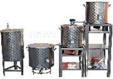 Bild für Kategorie Bierbrauanlagen Gas